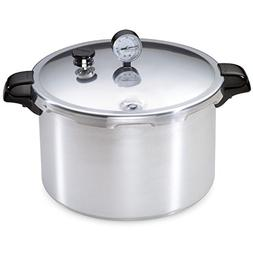 NEW PRESTO 01755 PRESSURE CANNER COOKER 16 QUART WITH GUAGE