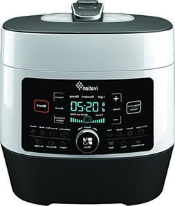 Ivation 8-In-1 Programmable Multi-Function Pressure Cooker;