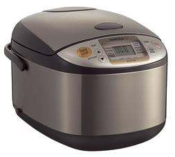 Zojirushi 10 Cup Micom Electric Rice Cooker Warmer Steamer S