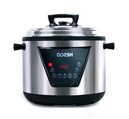 Nesco 11 QT Multi Function Pressue Cooker