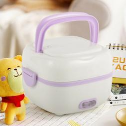 110v 1l electric lunch box steamer pot