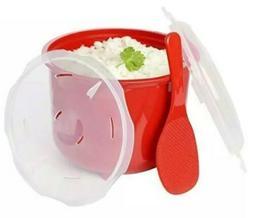 1110 microwavable rice steamer