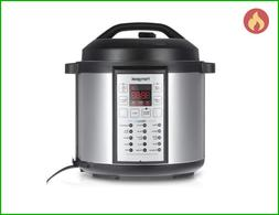 15 in 1 Electric Pressure Rice Cooker Programmable Stainless