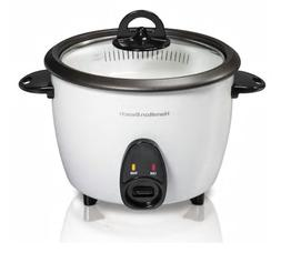 Hamilton Beach 16 Cup Rice Cooker & Food Steamer - 37516 - F