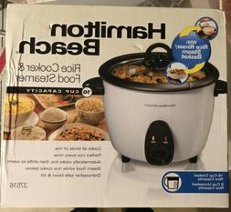 Hamilton Beach 16 Cup Rice Cooker And Food Steamer 37516 Bra