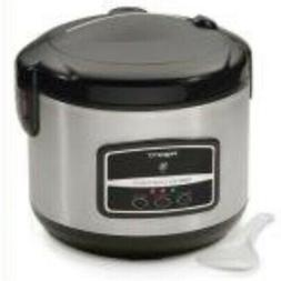 Presto 16cup Digital Rice Cooker 05813 Basic Surge & Strips