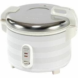 Panasonic® Commercial Rice Cooker, 20 Cup, SR-2363ZW, L