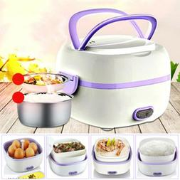 1l 200w multifunctional electric lunch box rice