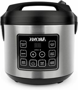 Aroma Housewares 20 Cup Cooked 10 cup uncooked Digital Rice