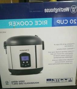 Westinghouse 20 Cup Rice Cooker 700 Watt