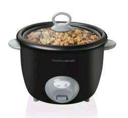 Hamilton Beach 20-Cup Rice Cooker Black