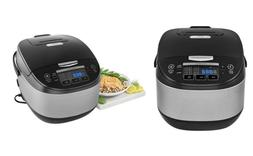 Insignia 20-cup Rice Cooker, Stainless Steel ~ Brand New In
