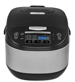 Insignia 20-cup Rice Cooker Stainless Steel