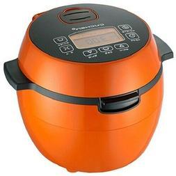 220V Cuchen CJE-A0302 Rice Cooker Porridge Compact LCD Kitch
