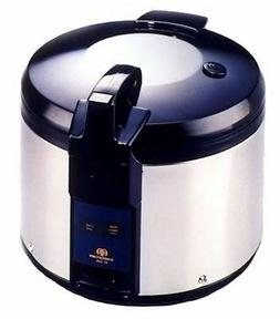 Sunpentown 26 Cups Rice Cooker Super Large heavy duty stainl