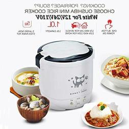 Hot Sales 3 Cups 1-2 People Steam Rice Cooker 12V/24V/110V M