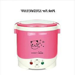 Hot Sales 3 Cups 1-2 People Steam Rice Cooker 12V/24V/110V M