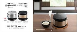 HITACHI 0.36 litter portable IH rice cooker RZ-VS2M-S