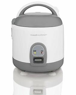 Hamilton Beach  Rice Cooker 4 Cups uncooked resulting in 8 C