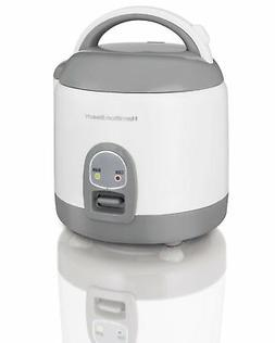 Hamilton Beach  Rice Cooker with Rinser/Steam Basket, 4 Cups