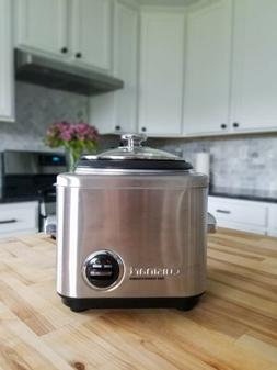 Cuisinart 4 cup Rice Cooker/Steamer- Brand New, Never Used.