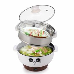 4-in-1 Multifunction Electric Cooker Skillet Wok Electric Ho