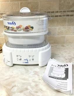 Oster 4711 Designer Large 6 Quart Capacity Food Steamer and