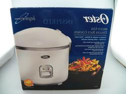 Oster 4717 Multi-use 10-cup Uncooked Resulting in 20-cup  Ri