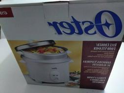 OSTER 4718 Rice Cooker / FOOD STEAMER 14 Cup Cap.