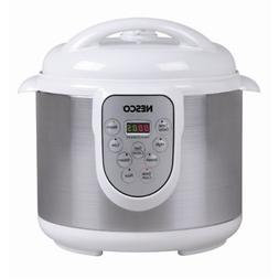 4-in-1 Digital Pressure Cooker 6-Liter