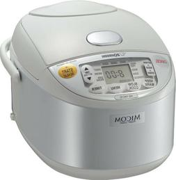 Zojirushi 5.5 Cup Umami Micom Electric Rice Cooker & Warmer