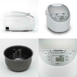 5.5 Cup Uncooked Micom Rice Cooker Warmer Steamer Slow Cooke