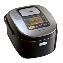 Panasonic SR-HZ106 5 Cup Rice Cooker 7-Layer Diamond Pan Mad