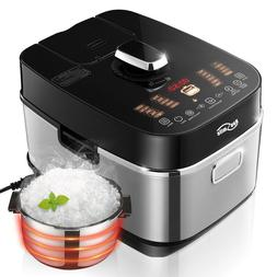 5quart 1000w ih electric pressure rice cooker