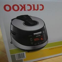 CUCKOO 6 Cups IH Pressure Rice Cooker CRP-HSXB0630FB Korean/