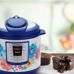 6 Qt Multi-Use Programmable Pressure, Slow & Rice Cooker Sau