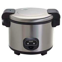 Aroma Housewares 60-Cup   Commercial Rice Cooker New