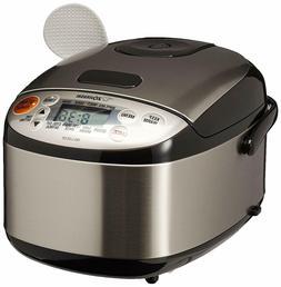 Zojirushi 604976-NS-LGC05XB NS-LGC05XB Micom Rice Cooker & W