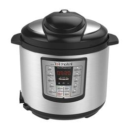 6Qt 6-in-1 Multi-Use Programmable Pressure Cooker, Rice Cook