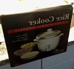 7 Cup Automatic Rice Cooker- Brand New!