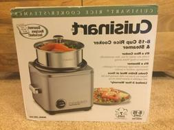 Cuisinart 8 - 15 Cup Rice Cooker and Steamer CRC-800