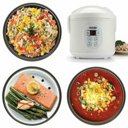 8 cup cooked digital rice cooker