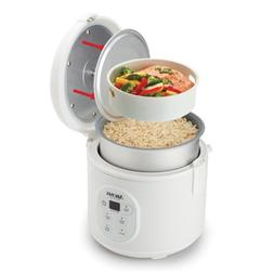 Aroma Housewares 8-Cup  Digital Rice Cooker and Food Steamer