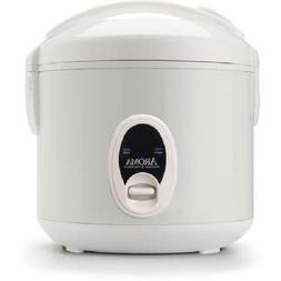 Aroma 8-Cup Rice Cooker and Food Steamer W