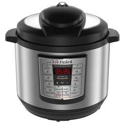 Slow cooker, Rice cooker Lux 8-Quart 6-1 Multi-Use Programma