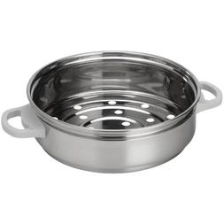 Aroma Housewares RS-03 6-Cup Simply Stainless Steamer for Co