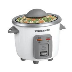 Black & Decker Rc3303 B&d Rc3303 3 Cup Rice Cooker& Temepere