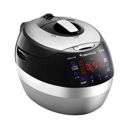 Cuchen Black Diamond IH Pressure Rice Cooker & Warmer 6cup W