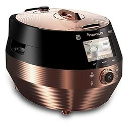 Cuchen Troy IH Pressure Rice Cooker with Smart Color LCD CJH