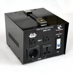 Goldsource STU-N Series 1000 W Heavy-duty AC 110/220V Step U